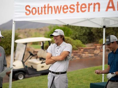103rd Southwestern Amateur Championship – Final
